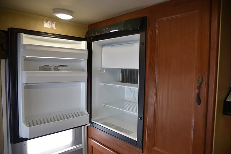 Travel Lite 625 two-cubic foot refrigerator