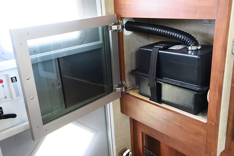 Travel Lite Air battery box