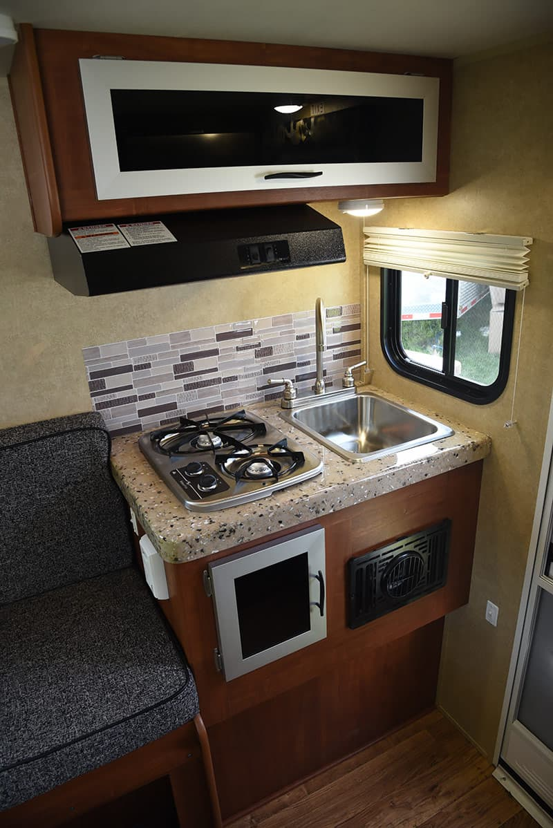 Travel Lite Air Camper Kitchen