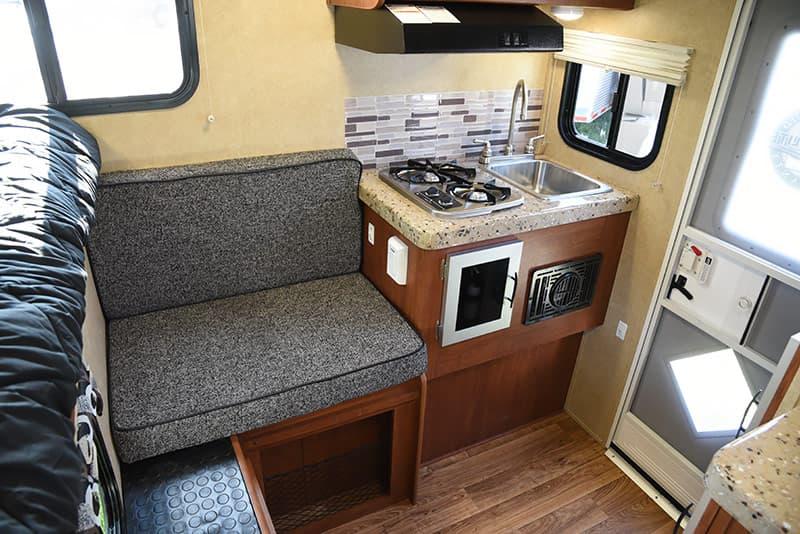 Travel Lite Air kitchen area