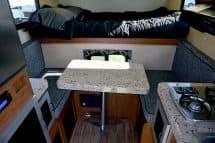 Travel Lite Air Interior