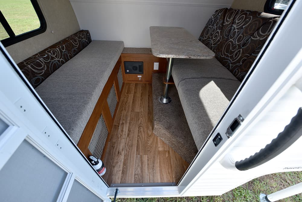 2016 Travel Lite Rayzr Half Ton Cabover Less Camper