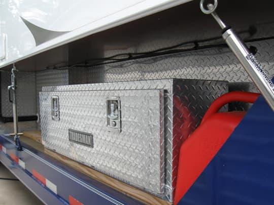 Off Road Trailer Camper >> Truck Camper On A Gooseneck - Truck Camper Magazine