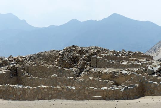 south-america-caral-ruins
