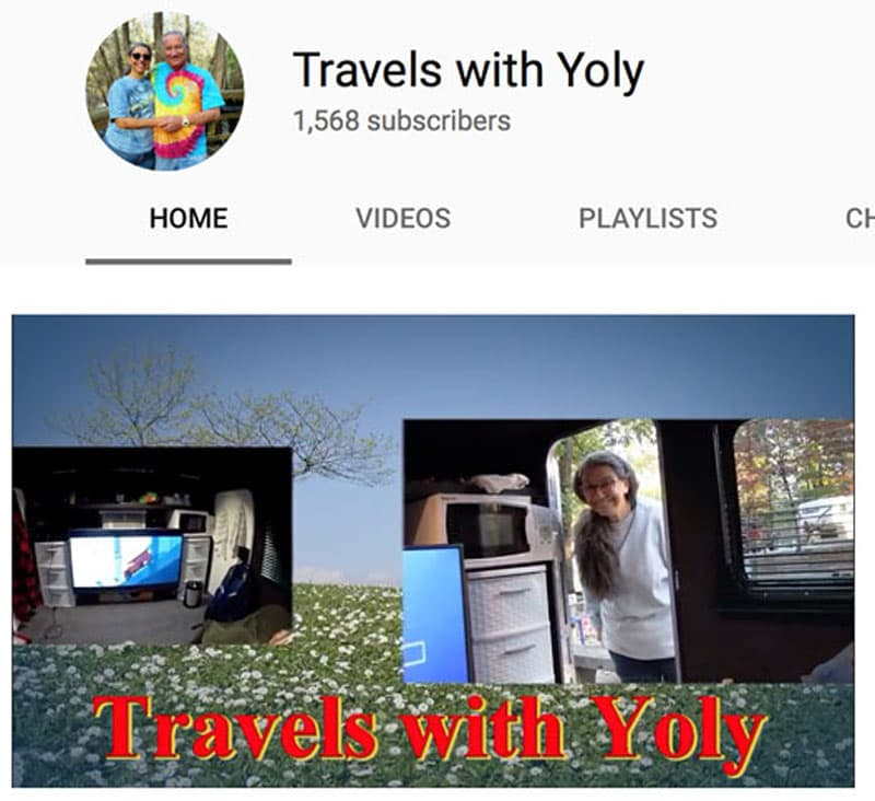 Travels With Yoly YouTube