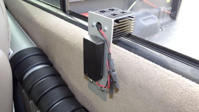 Heat Reflective Tape >> Laser To Load Truck Camper - 2014 Top Mod Contest Winner