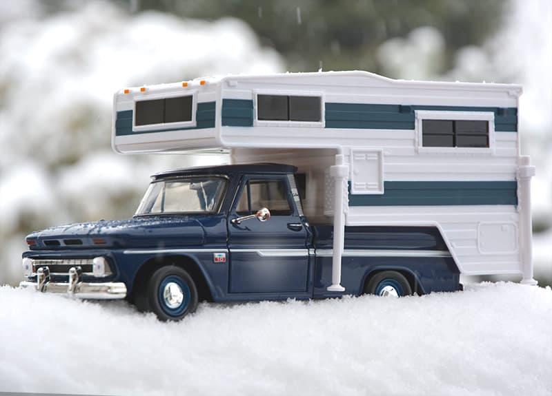 Truck Camper Toy
