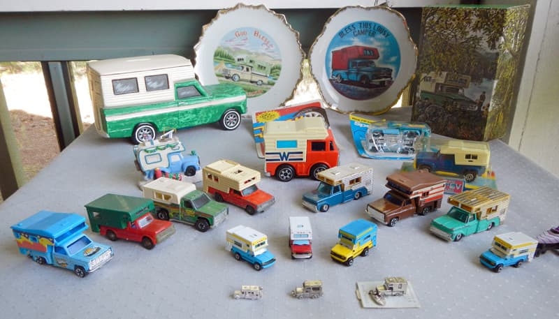 Truck Camper Toy Rally