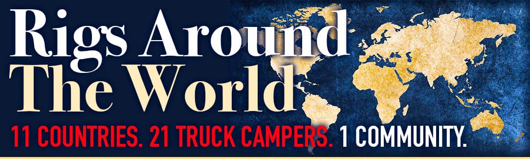 Truck Campers Around the World