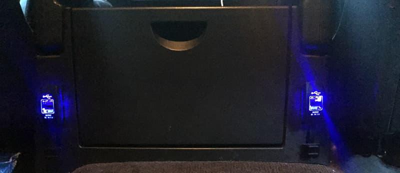 Truck USB mod