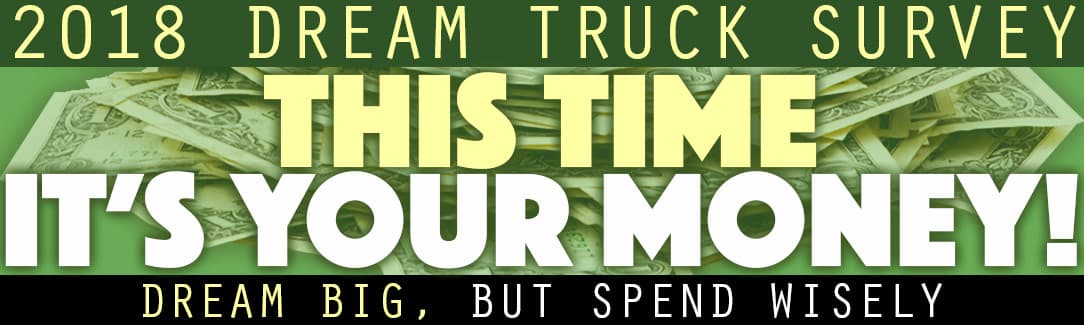 Truck survey 2018