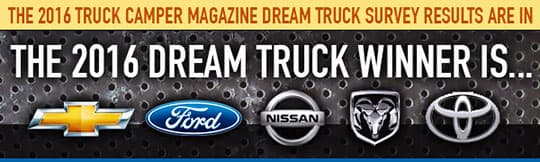dream truck winner 2016