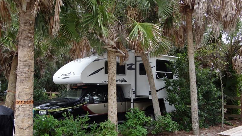Turtle Beach in Sarasota, Florida