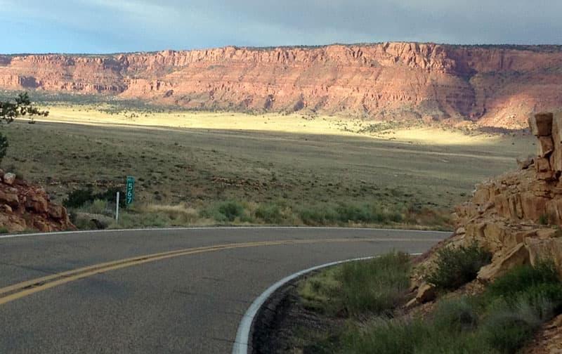 US Alternate 89 To Page Arizona