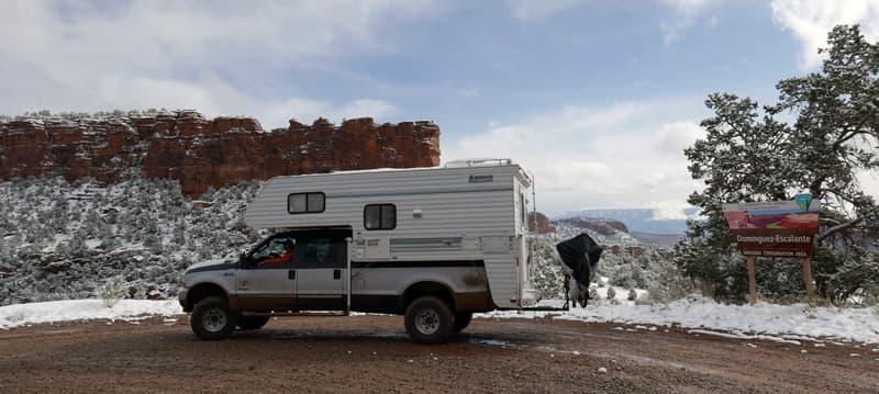 Unaweep Canyon Colorado