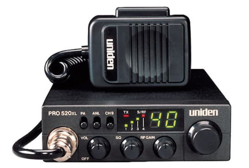 Uniden 520XL CB radio