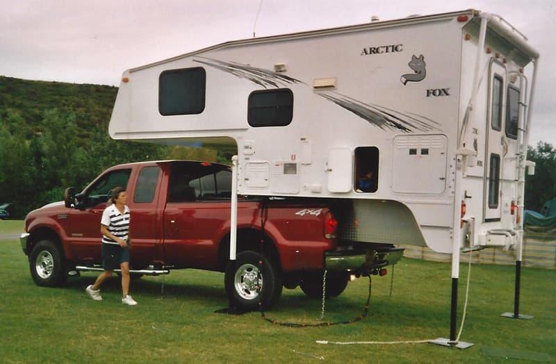 Osmington Dorset camping