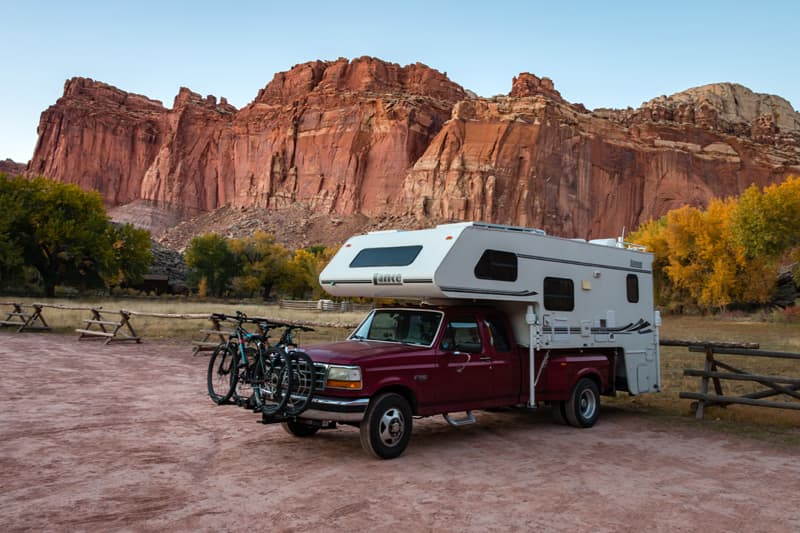 Lance 1131 in Capitol Reef National Park