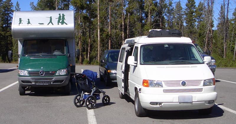 VW Eurovan RV