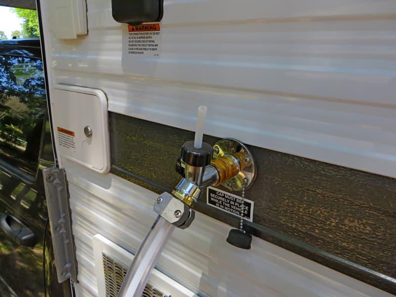 Vent Tube Parts Camper