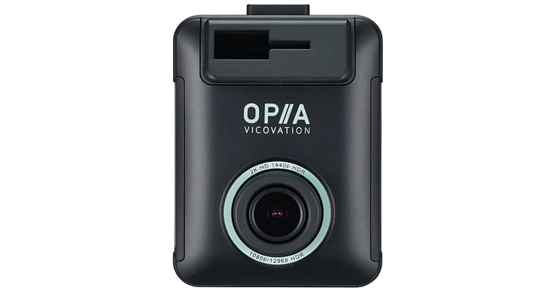 VicoVation Vico Opia2 2K Ultra HD 1440p HDR Dashcam