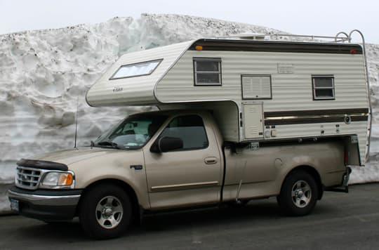 Vintage Truck Campers Revealed Truck Camper Magazine