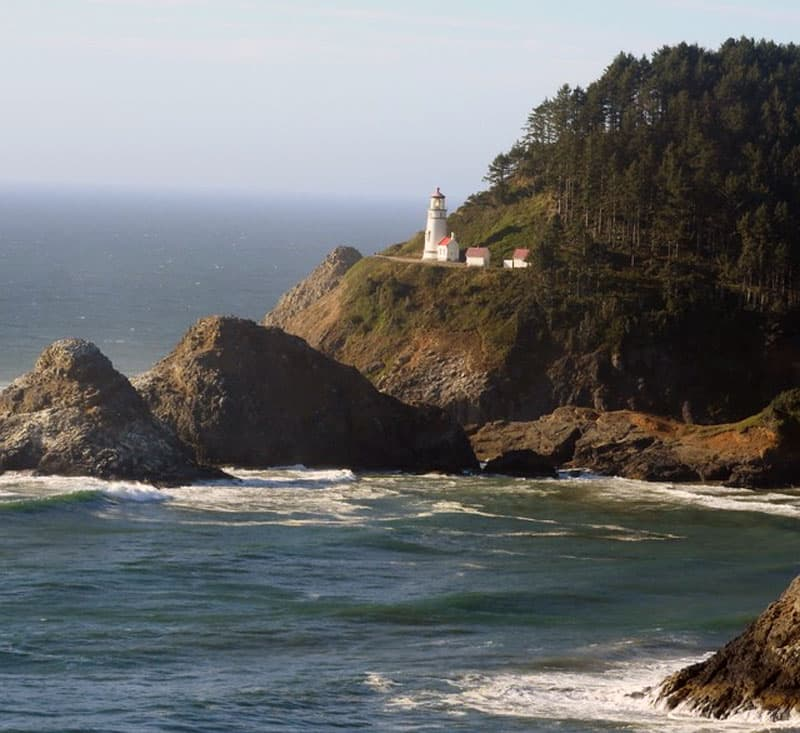 Volunteer at Heceta Head Lighthouse