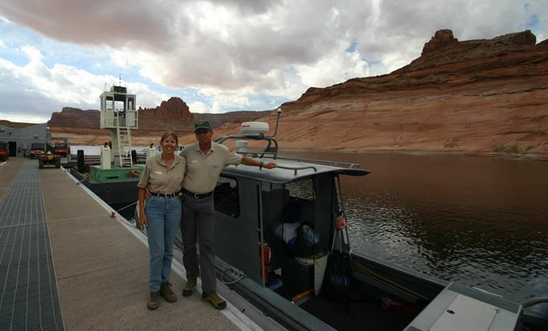 Volunteering in Glen Canyon