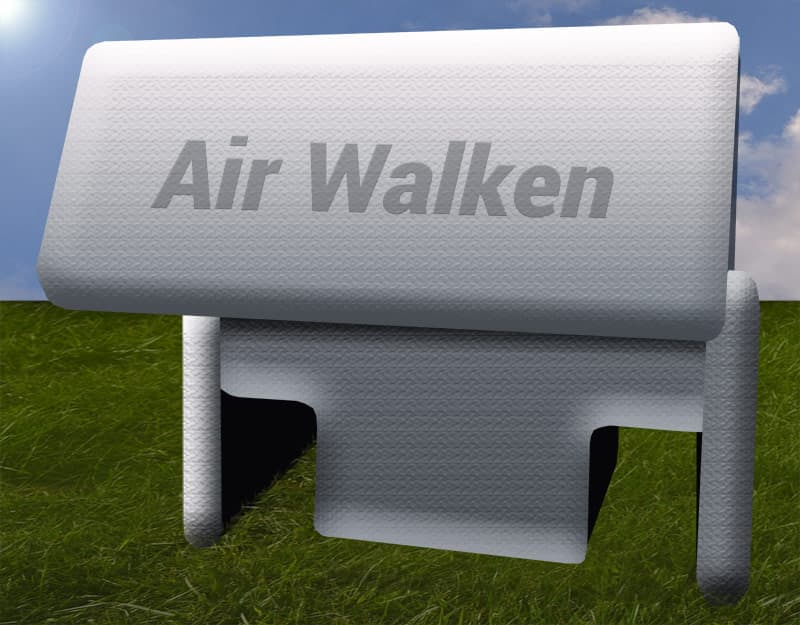 Air Walken Inflatable Camper