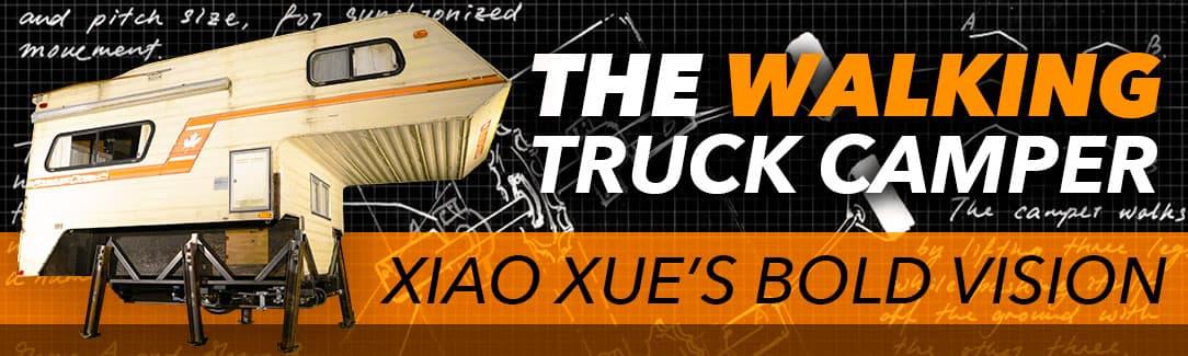 Phoenix Builds Statement Camper Truck Camper Magazine