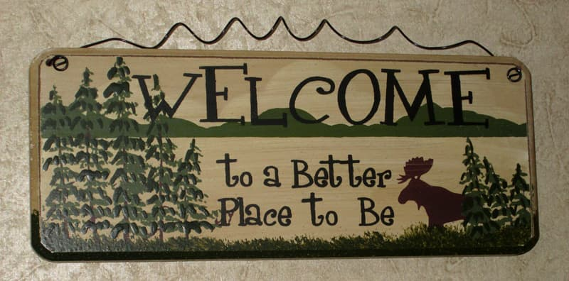 Welcome better place to be