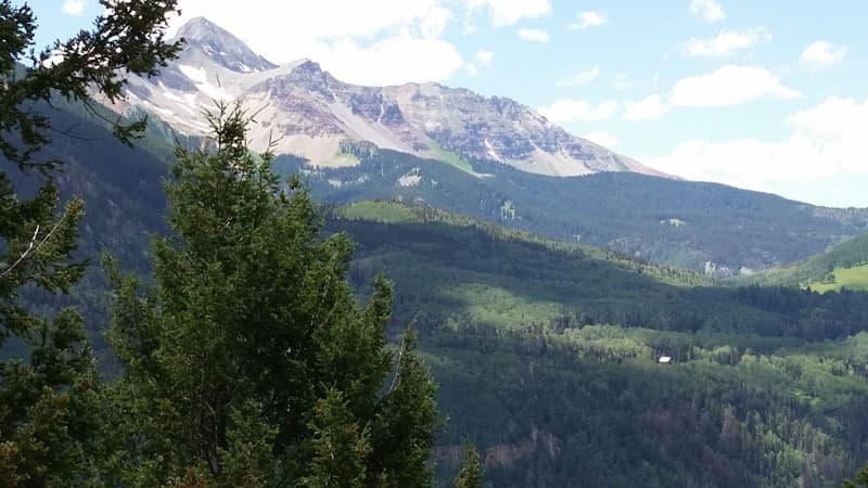 Cortez to Ridgeway Colorado