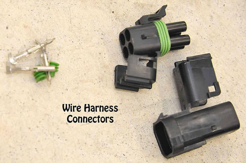 Wire Harness Connectors