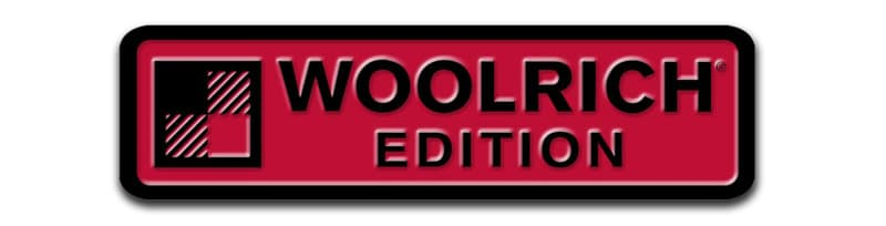 Woolrich Edition Diecast Badge