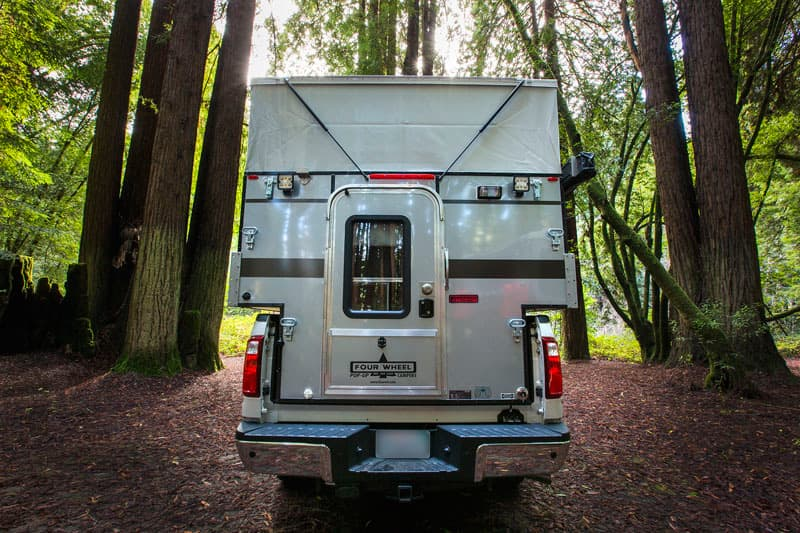 Woolrich Edition Truck Camper Hawk Model