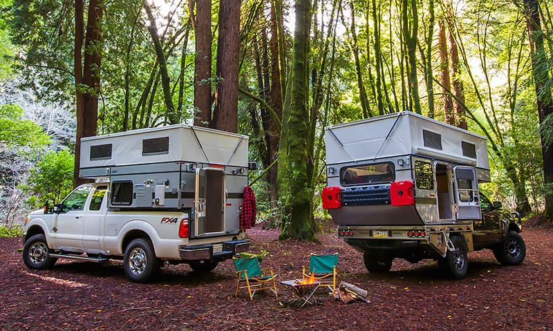 Woolrich Edition camper prototypes