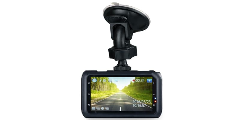 Z Edge Z3 3' Screen 2K Dash Camera