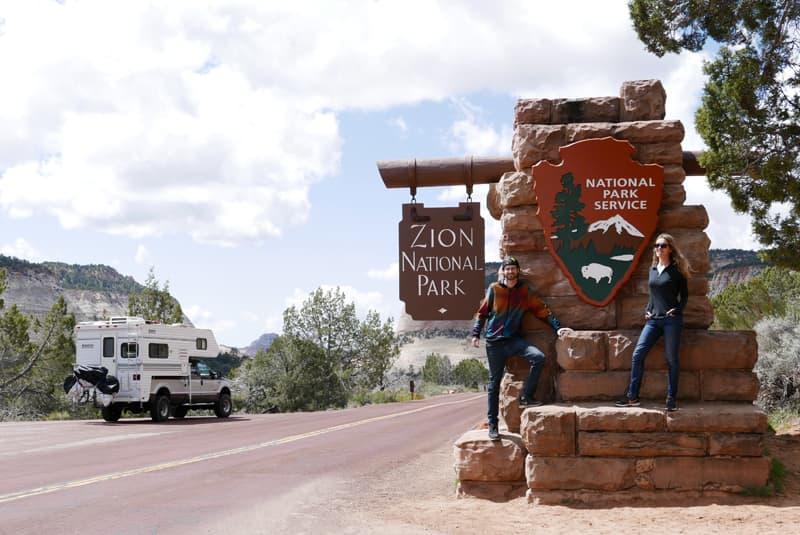 Zion National Park, Utah, Rock Resolution
