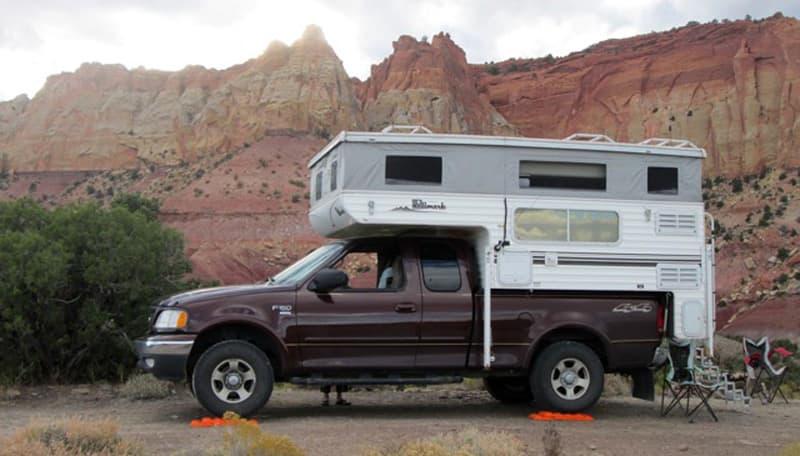 Boon Docking In Hallmark Campers Benefiel