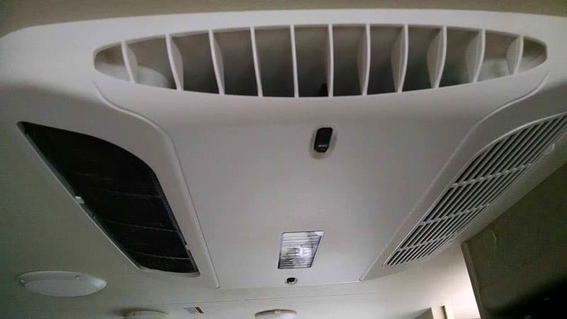 Air conditioner air filters need to be clean