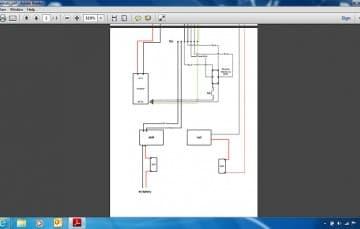 converter-inverter schematic