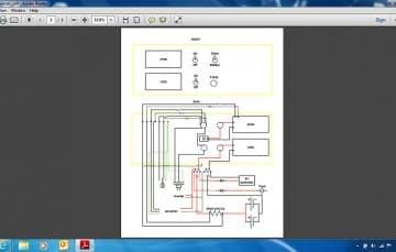 schematic of converter upgrade