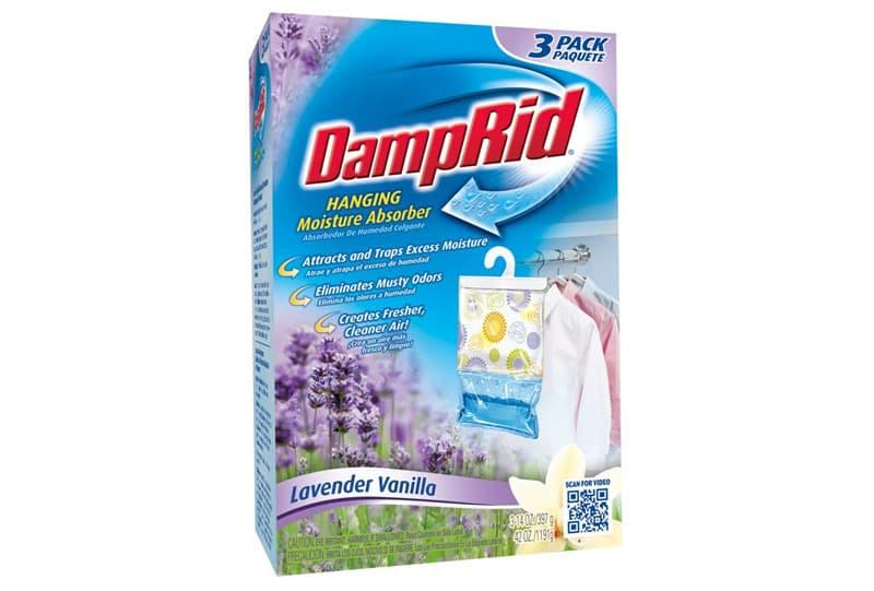 Damp Rid Lavender vanilla moisture absorber