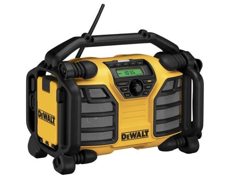 Dewalt Speakers with charging station