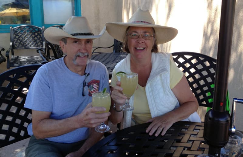 Drinks in Albuquerque, New Mexico