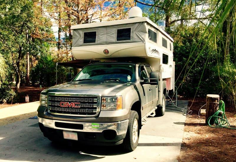 Disney World, Fort Wilderness Campground Florida