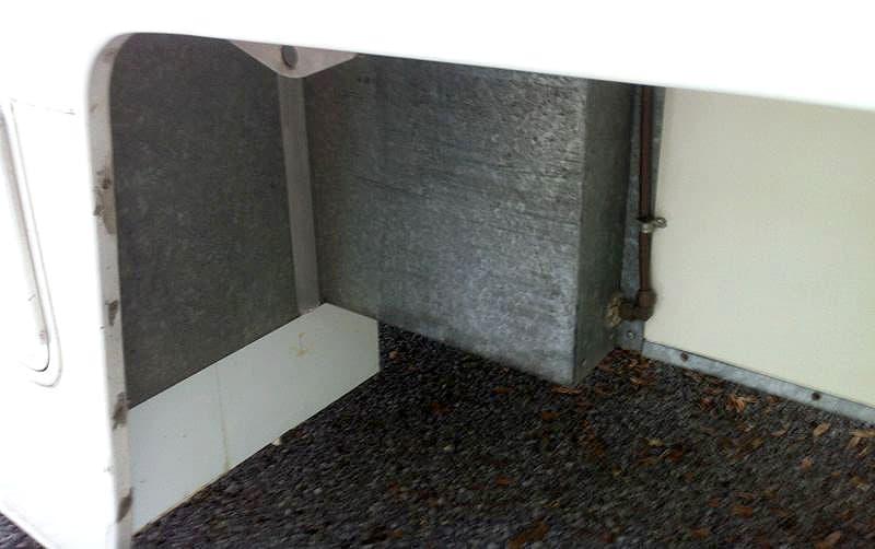 generator box exterior
