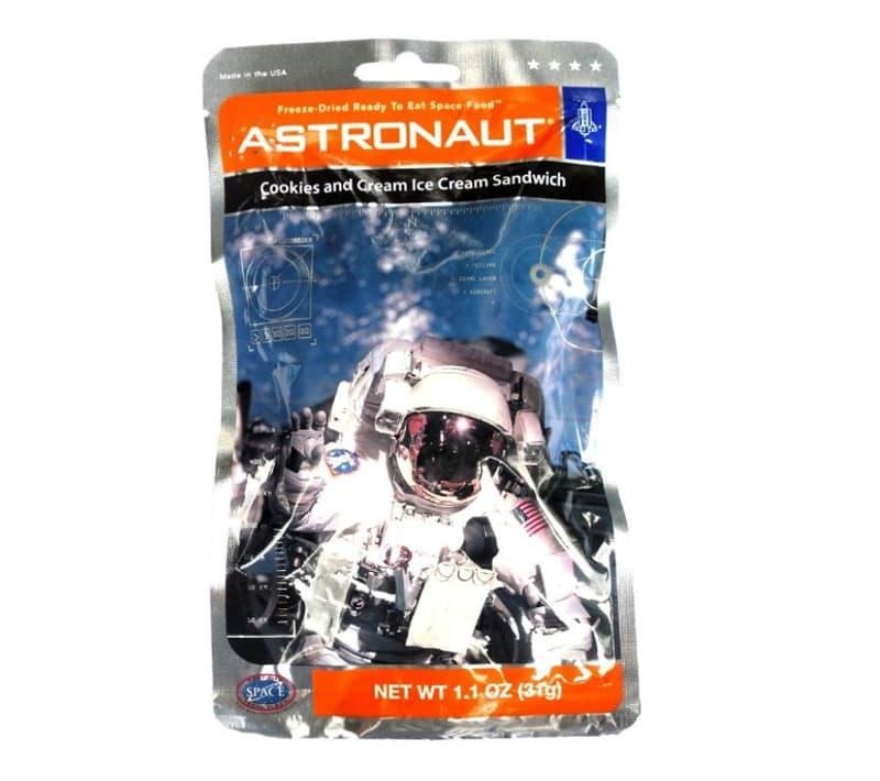 Astronaut ice cream bars