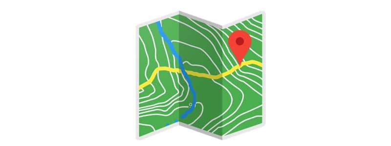 Backcountry Navigator app