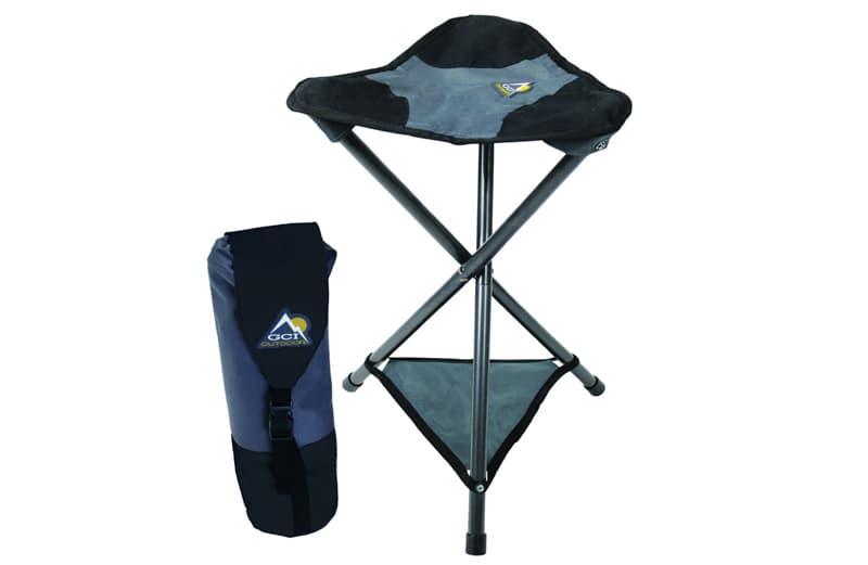 light folding hiking stools